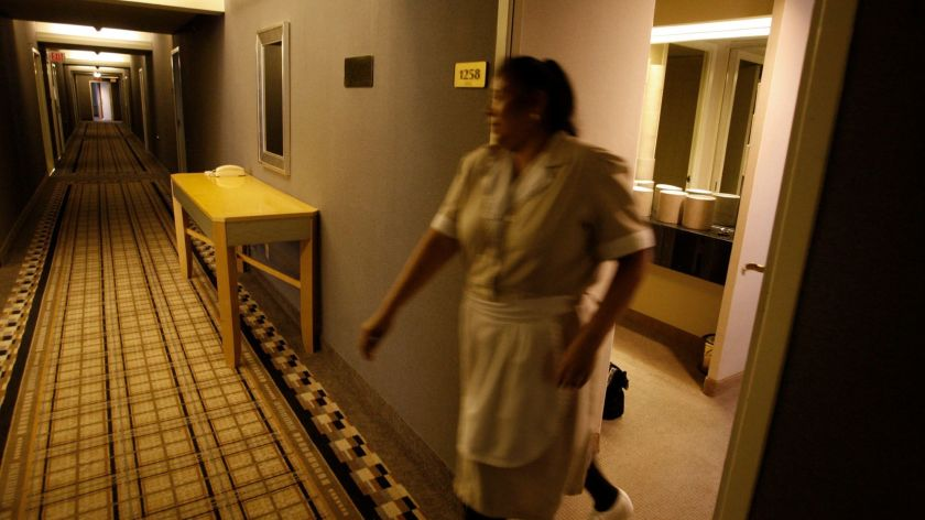 More Than 5,000 Hotels Add Security Devices To Protect Workers From Sexual Harassment