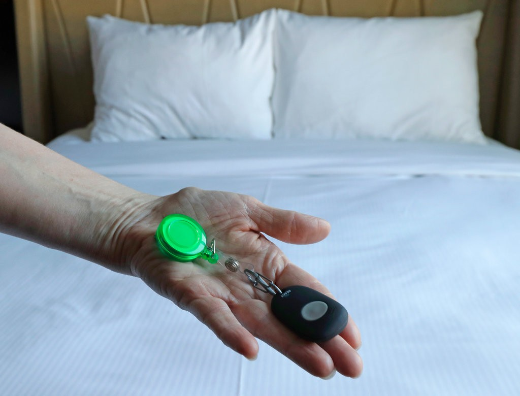 Hotels See Panic Buttons As A #MeToo Solution For Workers
