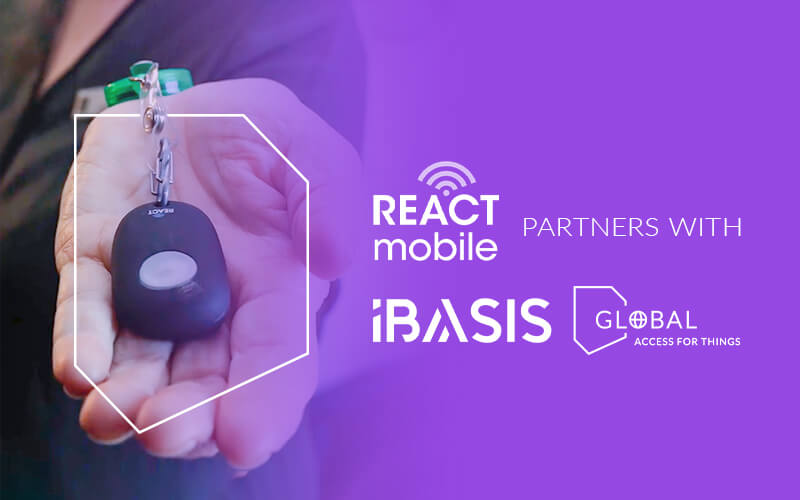 iBASIS and Cellular IoT Modem Partner Nordic Semiconductor Chosen by React Mobile to Provide IoT Connectivity in Panic Buttons Around the Globe
