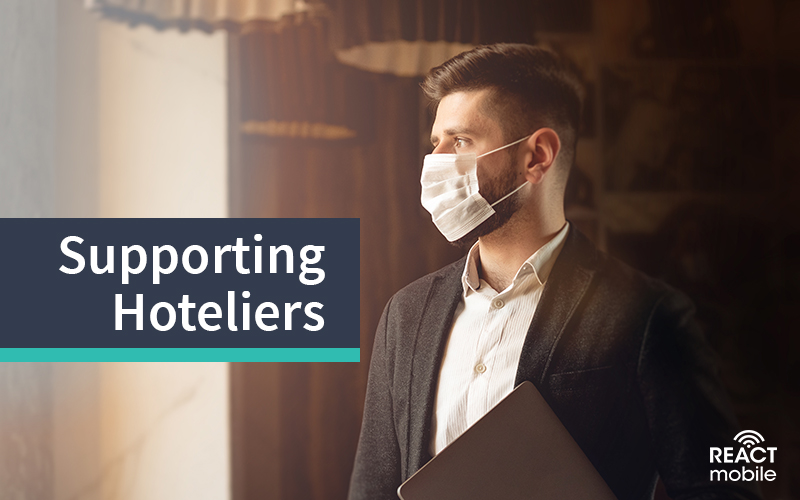We Support Hotels: New Customers Receive Fee Waivers and Deferred Payment Terms