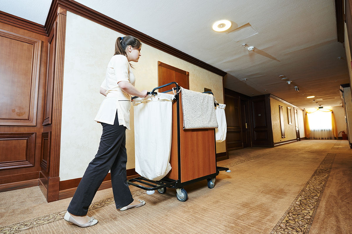 The Vulnerabilities of Hotel Workers When Working Alone