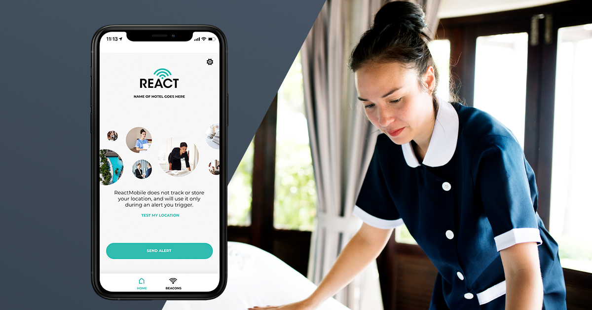 react mobile 2.0 workplace safety platform